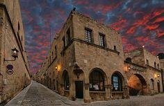 #Winter in #Rhodes!!!   #Sunset #Rhodes #Rodos #Greece