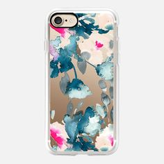 Rose Floral by Chroma iPhone 7 Case by Chroma | Casetify