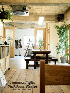 PADDLERS COFFEE パドラーズコーヒー 西原本店 幡ヶ谷 : Favorite place