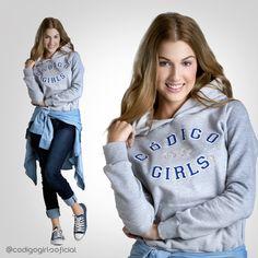 Escolha um Look confortável e estiloso para começar arrasando na escola. #VoltaÀsAulas #EstiloCódigo