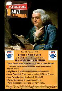 Tea Party Reggio Emilia - 2 dicembre 2013 (3) | Flickr - Photo Sharing!