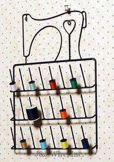 J&J Wire » Sewing Machine Spool Rack