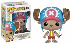 The doctor is in! This One Piece Tony Tony Chopper Pop! Vinyl Figure features the reindeer pirate as an adorable vinyl figure! Standing about 3 3/4 inches tall, this figure is packaged in a window display box. Ages 14 and up. #funko #popvinyl #actionfigure #collectible #OnePiece #TonyTonyChopper