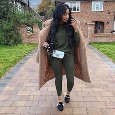 What bold fashion choices will you bring on in 2021? Girls Winter Fashion, Winter Fashion Casual, Black Girl Fashion, Cute Fashion, Autumn Winter Fashion, Bold Fashion, Boujee Outfits, Spring Outfits, Casual Outfits