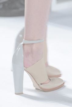 Shoes at Lacoste F/W 2013