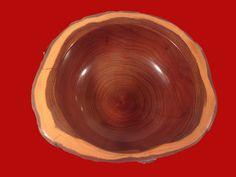 Boho Decor Log Bowl Wood Turning Tree Bark Exotic Wood Trinket Dish by CrackedVesselVintage on Etsy https://www.etsy.com/listing/262016804/boho-decor-log-bowl-wood-turning-tree