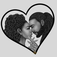 Black art prints for sale by black artist Black Couple Art, Black Girl Art, Black Girls Rock, Black Girl Magic, Art Girl, Black Art Pictures, Black Love Images, By Any Means Necessary, Black Artwork