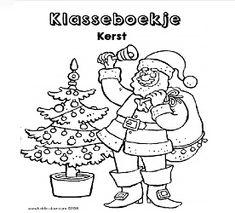 Educatieve werkboekjes bij het thema kerst voor groep 1 t/m 8.