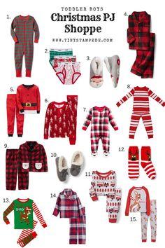 Christmas jammies |