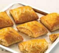 Cheese, Onion and Potato Pasty