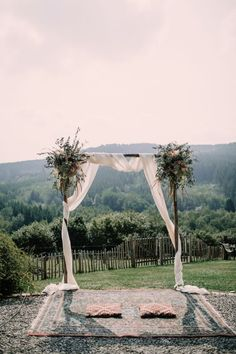 Bohemian Ceremony / Alice Mahran Photography