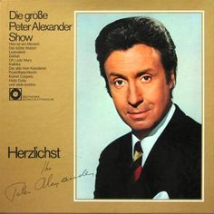 Alexander, Peter - Die Große Peter Alexander Show