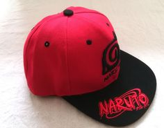 This is a perfect snapback to wear on your cosplay party or on a casual basis. It has a Konoha (leaf village symbol) on it, and the size is adjustable. It also makes for a great gift for all Naruto lovers.