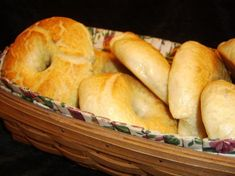 Great recipe to make Bagels using a stand mixer!