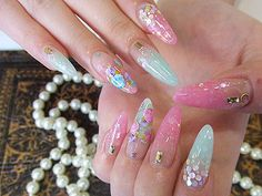 nails stiletto 2015 - Buscar con Google