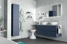 Classic and elegant bathroom furniture from Salgar will give everyone #bathroomenvy. Salgar creates beautiful spaces that bring a room to life. #interiordesign #interiordecor #architecture #bathroomdesign #bathroomdecor #bathroominspiration. Bathroom Inspiration, Interior Inspiration, Color Mate, Interior Decorating, Interior Design, Beautiful Space, Bathroom Furniture, Wall Tiles, Living Area