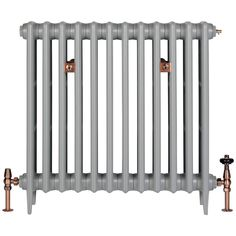 Finely cast features on columns that give plenty of heat. Traditional Victorian column radiators are the most keenly priced of our cast iron range. Victorian Radiators, Column Radiators, Cast Iron Radiators, Plumbing, It Cast, Home Appliances, Manchester, Design, Amp