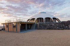 The Volcano House