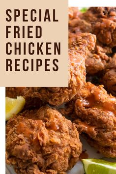 Buttermilk country fried chicken recipe easy to try Best Dinner Recipes, Special Recipes, Lunch Recipes, Easy To Cook Meals, Easy Cooking, Cooking Recipes, Simple Recipes, Healthy Dinner Recipes, Healthy Food