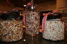 Christmas Crack Popcorn