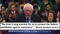 Bernie just launched a petition to pressure Congress to legalize marijuana and end the 'war on drugs'. Marijuana is a key tool in addressing the opioid crisis and other health issues. >>Petition: http://ift.tt/2Ed7nBf >>Article with full text of Senator Sanders email on marijuana: http://ift.tt/2C6ooXN  #hemp #medicalcannabis #medicalmarijuana #cannabis #cbd #healthcareforall #educationforall #solar #solarpower #cannabiscommunity #stillsanders #notmeus #bernie2020 #bernieforthepeople