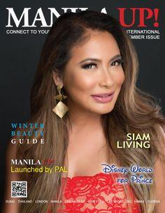 MANILA UP! December 2016 issue