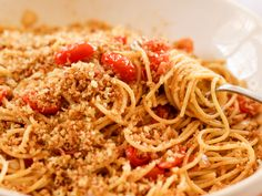 St. Joseph's Day Pasta is also called Sawdust Pasta or Carpenter's Pasta, and a great way to honor St. Joseph, the foster-father of Baby Jesus. Since Joseph was a carpenter by trade, it is fitting to serve a pasta that resembles sawdust — but tastes much better! The bread crumbs are sautéed in butter to...Read More »