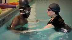 With Intensive Swim Lessons, a Man Attacks His Fear of Water Aquaskills