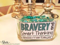 Our Marble Jar: Why I Don't Reward Expected Behavior - The Starr Spangled Planner