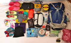 Allison Kieley's 2014 Appalachian Trail Gear List #ThruHikeSyndicate