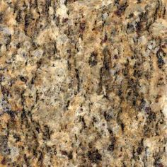 Santa Cecilia Is A Basic Granite Quarried In Brazil Hundreds Of Small Dark Spots Over Yellow Background Give Very Nice Leopard Skin Look