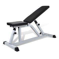Fitness Workout Bench Weight Bench Exercise Personal Trainer Home Gym Fitness Back Weight Exercises, Fitness Station, Adjustable Weight Bench, Ab Trainer, Aerobic, Weight Benches, Gym Weights, Bodybuilding, Bench Press