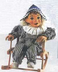 Andy Pandy, from watch With Mother