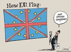 Chappatte on Brexit - The New York Times