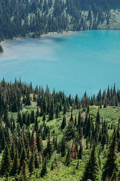 Grinnell Lake | Glacier National Park, Montana, USA (by still.not.making.sense.)