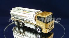 TOMICA 057D NISSAN DIESEL QUON TANK LORRY | CHINA | 057D-01 | FIRST EDITION