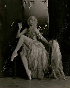 Gorgeous portrait of Evelyn Brent byCharles Gates Sheldon c.1928