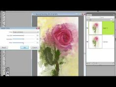 "Video 2 in a series of 4 describing ""Beyond Painting"" with Corel Painter X3.  I use Adjust Colors from the Effects Menu."