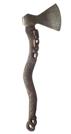 Object: Patiti (hatchet) | Collections Online - Museum of New Zealand Te Papa Tongarewa