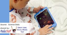 iPads as Effective as Sedatives for Children Before Operations -  pinned by @PediaStaff – Please Visit  ht.ly/63sNt for all our pediatric therapy pins