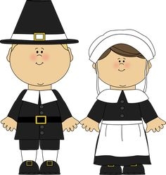 cute pilgrim clip art pilgrims and indians pilgrims and indians rh pinterest com free clip art pilgrim hat Pilgrim Girl