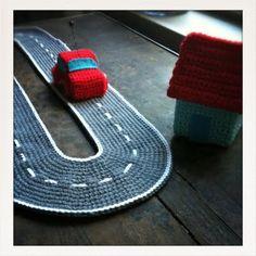 """""""race by Isabelle Kessedjian"""" #crochet"""