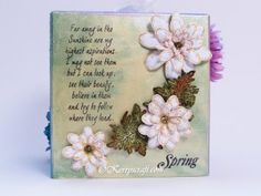 tissue box spring