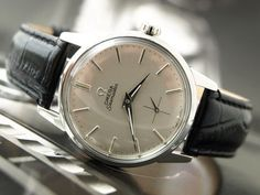 Omega Seamaster, watch