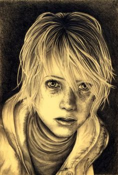 Heather from Silent Hill