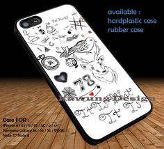 Louis Tomlinson Tattoo iPhone 6s 6 6s  5c 5s Cases Samsung Galaxy s5 s6 Edge  NOTE 5 4 3 #music #1d DOP3149