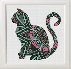 Cat cross stitch pattern pdf set of 3 Modern cross stitch beginner Colorful Abstract Counted cross stitch Animals easy cross stitch Mandala Cat cross stitch pattern pdf set of 3 Modern crossMandala Cat cross stitch pattern pdf set of 3 Modern cross Cross Stitch Beginner, Simple Cross Stitch, Modern Cross Stitch, Cross Stitch Designs, Easy Cross, Cross Stitch Patterns Free Disney, Cat Cross Stitches, Counted Cross Stitch Kits, Cross Stitch Embroidery