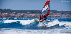 Windsurfing in Mallorca. Colonia de Sant Pere - Los Cobardes #windsurfing #travel #Mallorca