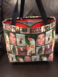 My Ducktape  photo memory bag rip Justin