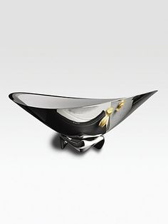 Georg Jensen - Wave Bowl @ Saks.com, $580